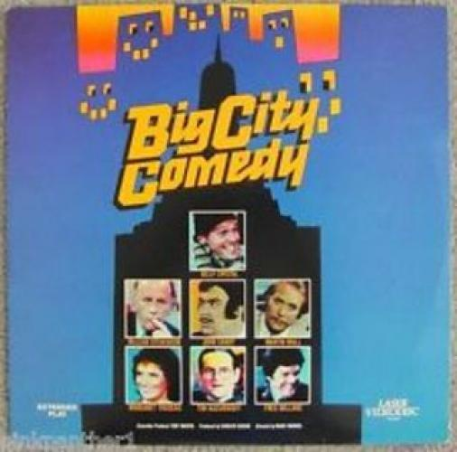 Big City Comedy next episode air date poster