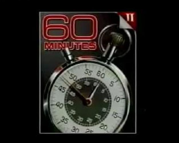 60 Minutes II next episode air date poster