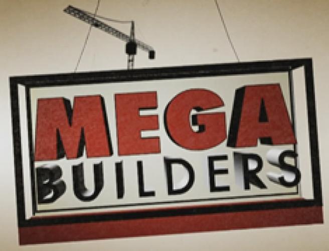 Megabuilders next episode air date poster