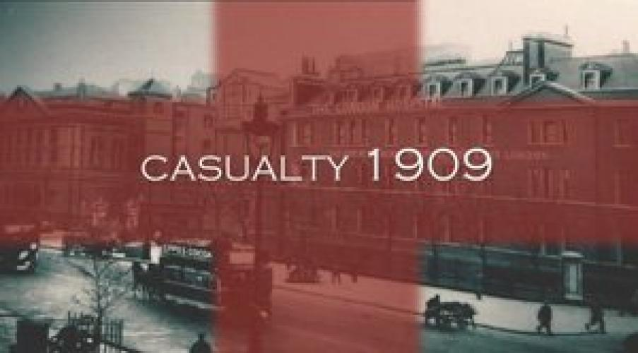 Casualty 1909 next episode air date poster