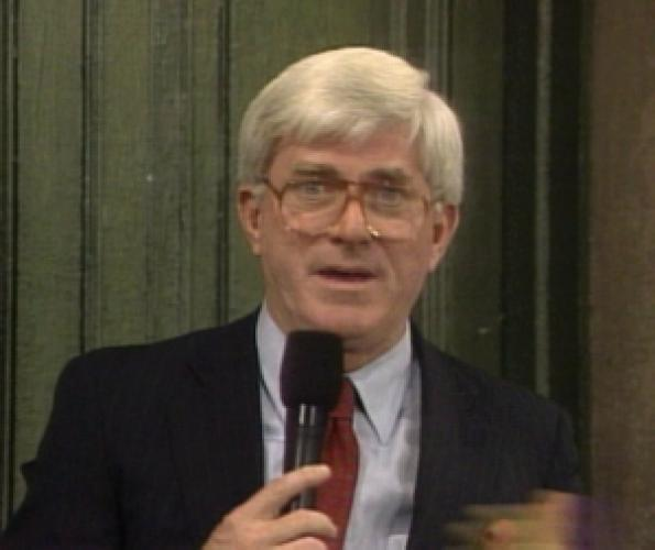 The Phil Donahue Show next episode air date poster