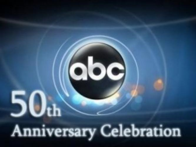 ABC's 50th Anniversary Celebration next episode air date poster