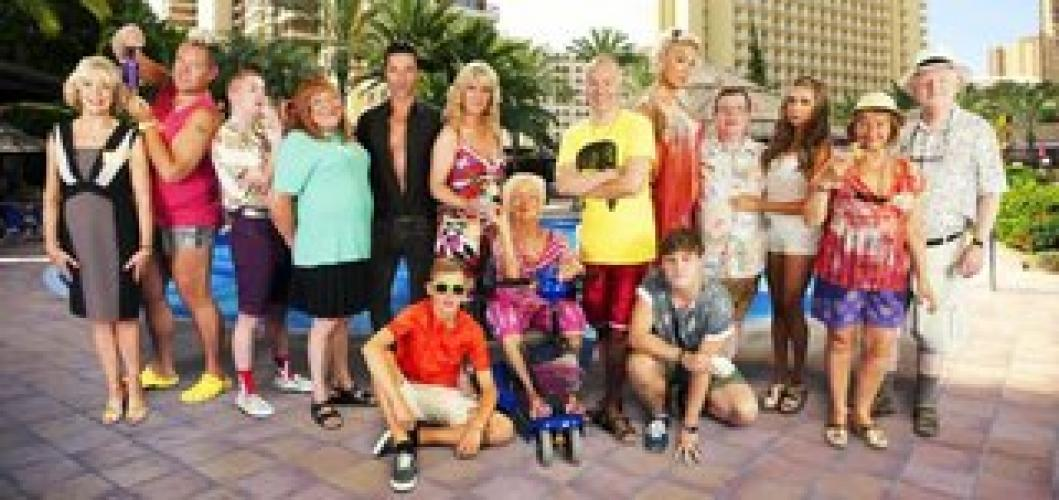 Benidorm next episode air date poster