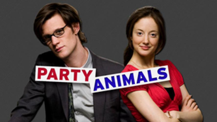 Party Animals next episode air date poster