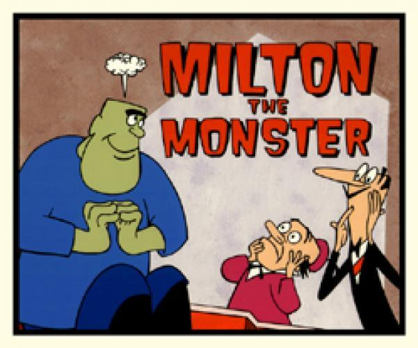 Milton the Monster next episode air date poster
