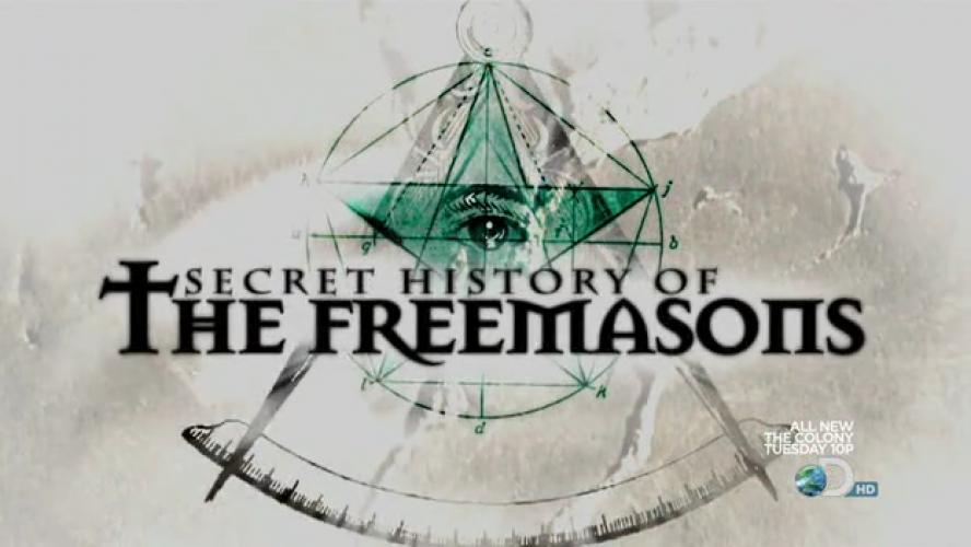 Secret History of the Freemasons next episode air date poster