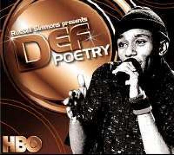 Russell Simmons Presents Def Poetry next episode air date poster