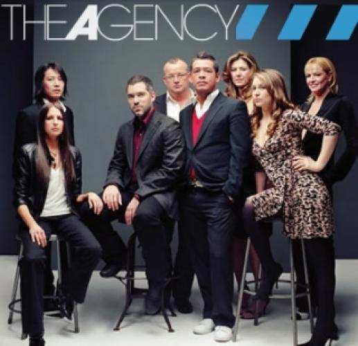 The Agency (2007) next episode air date poster