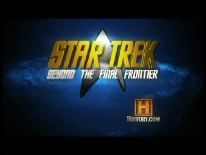 Star Trek: Beyond the Final Frontier next episode air date poster