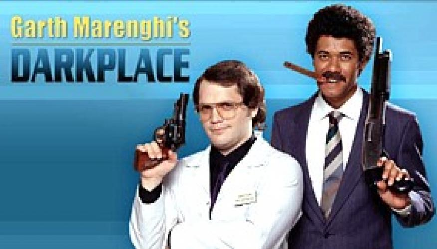 Garth Marenghi's Darkplace next episode air date poster
