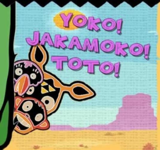 Yoko! Jakamoko! Toto! next episode air date poster