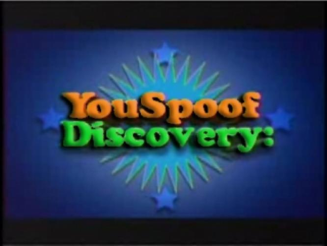 You Spoof Discovery next episode air date poster