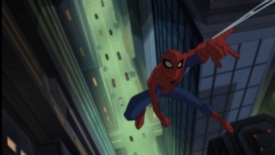 The Spectacular Spider-Man next episode air date poster