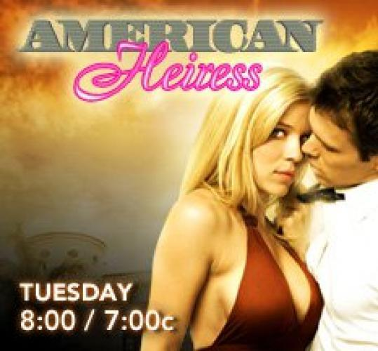 American Heiress next episode air date poster