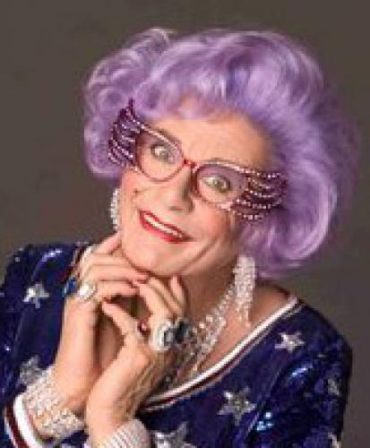 The Dame Edna Treatment next episode air date poster