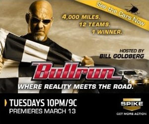 Bullrun next episode air date poster