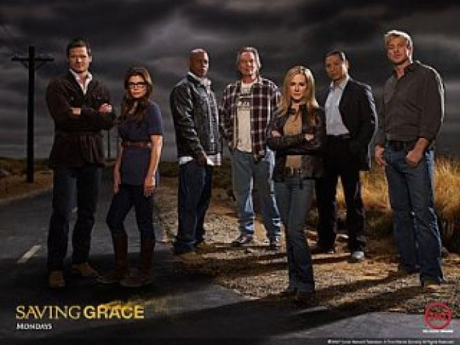 Saving Grace next episode air date poster