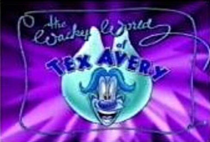The Wacky World Of Tex Avery next episode air date poster