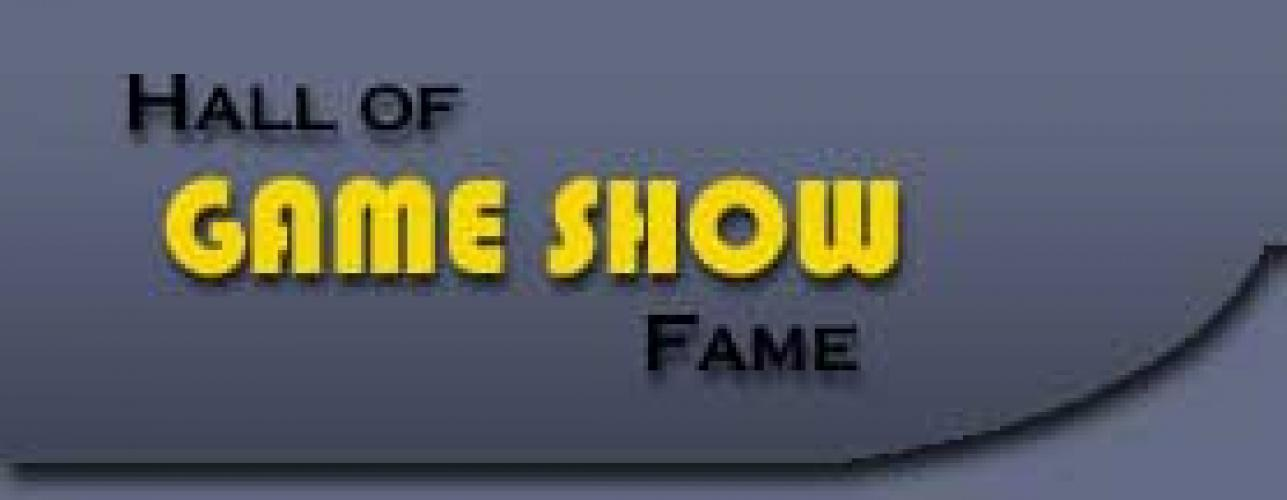 Game Show Hall of Fame next episode air date poster