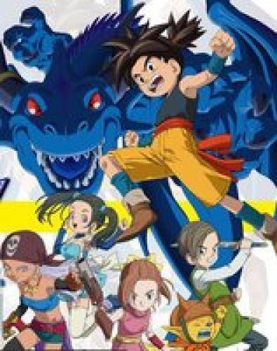 Blue Dragon next episode air date poster
