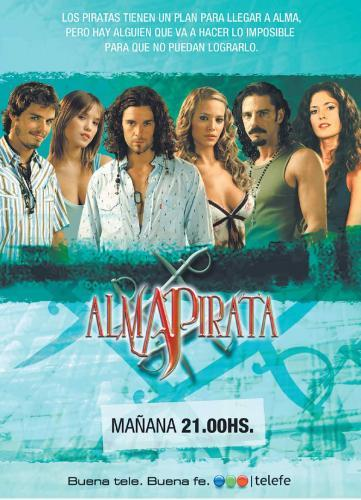Alma pirata next episode air date poster