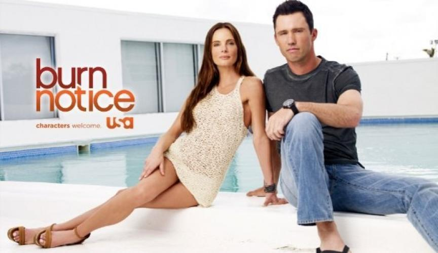 Burn Notice next episode air date poster