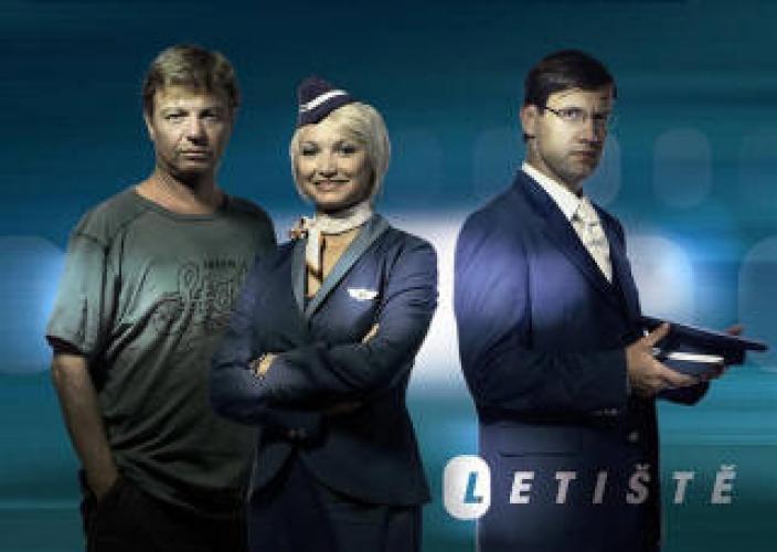 Letiště next episode air date poster