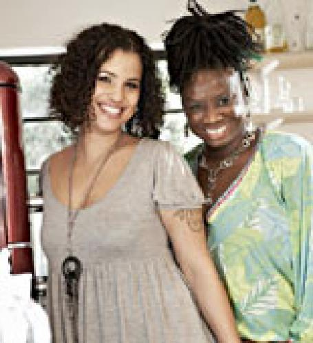 Neneh And Andi - Dishing It Up next episode air date poster