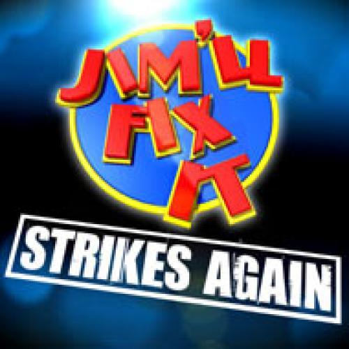 Jim'll Fix It Strikes Again next episode air date poster