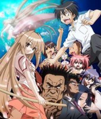 Seto no Hanayome next episode air date poster