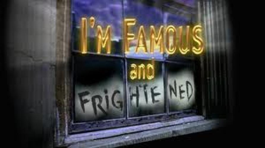 I'm Famous and Frightened next episode air date poster