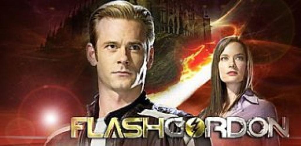 Flash Gordon next episode air date poster