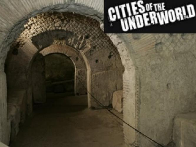 Cities of the Underworld next episode air date poster