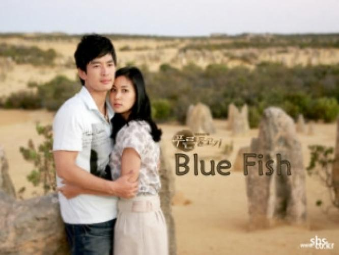 Blue Fish next episode air date poster