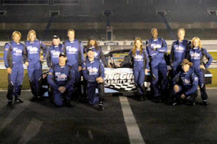 Fast Cars & Superstars -- The Gillette Young Guns Celebrity Race next episode air date poster