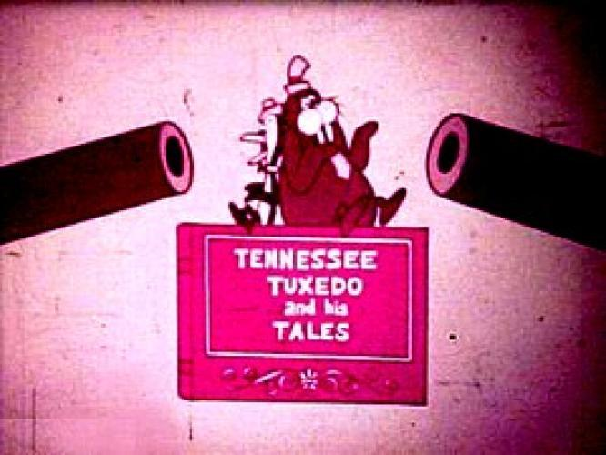 Tennessee Tuxedo and his Tales next episode air date poster