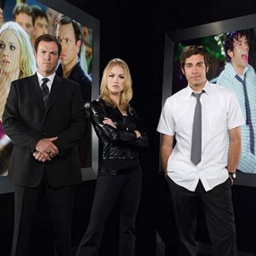 Chuck next episode air date poster