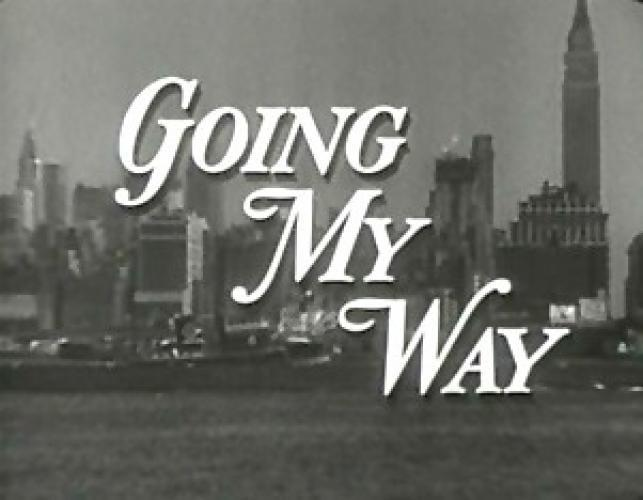 Going My Way next episode air date poster