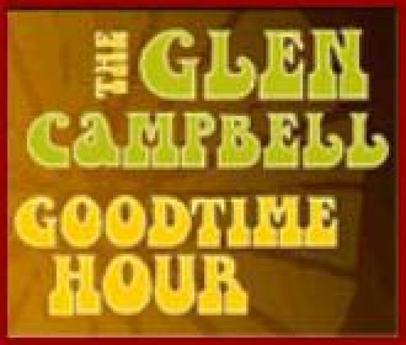 The Glen Campbell Goodtime Hour next episode air date poster
