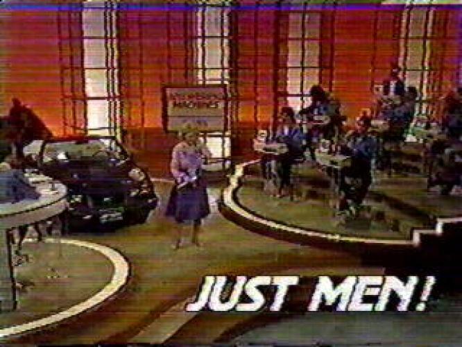 Just Men! next episode air date poster