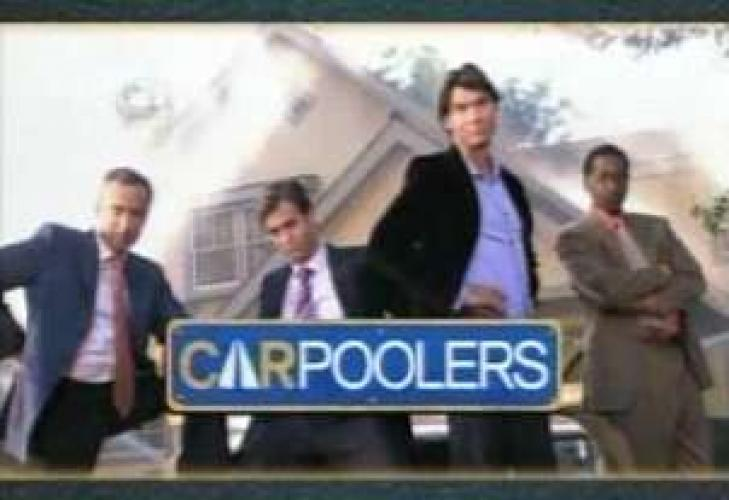 Carpoolers next episode air date poster