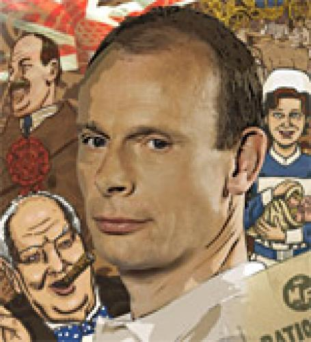 Andrew Marr's A History Of Modern Britain next episode air date poster