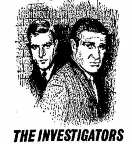 The Investigators (1961) next episode air date poster