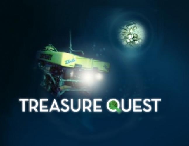 Treasure Quest next episode air date poster