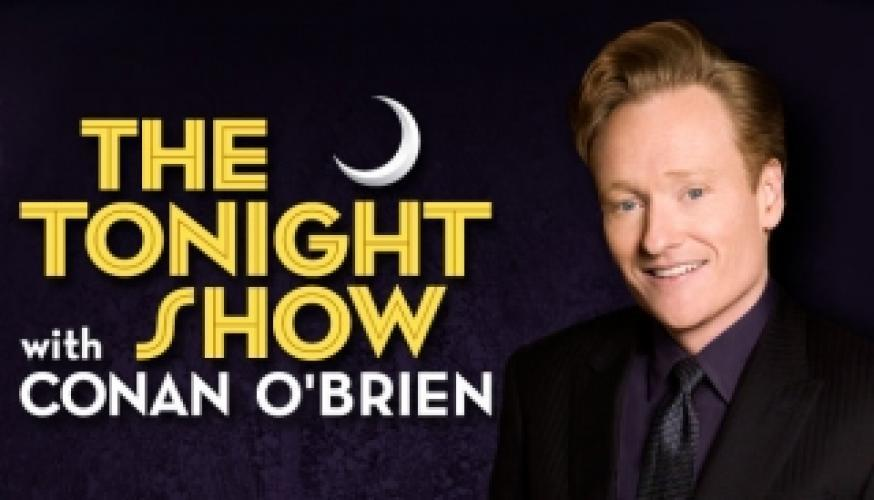 The Tonight Show with Conan O'Brien next episode air date poster