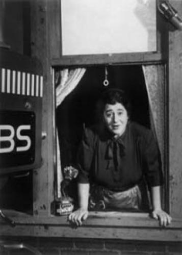 The Gertrude Berg Show next episode air date poster