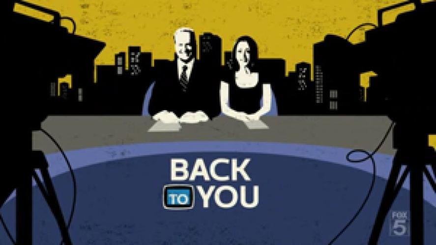 Back to You next episode air date poster