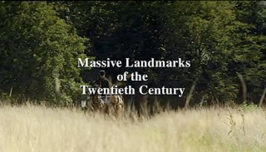 Massive Landmarks Of The Twentieth Century next episode air date poster
