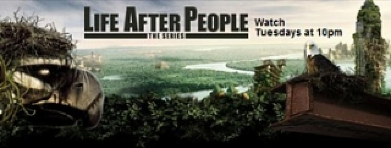 Life After People: The Series next episode air date poster