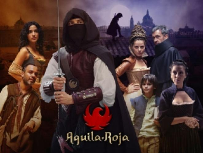 Águila Roja next episode air date poster